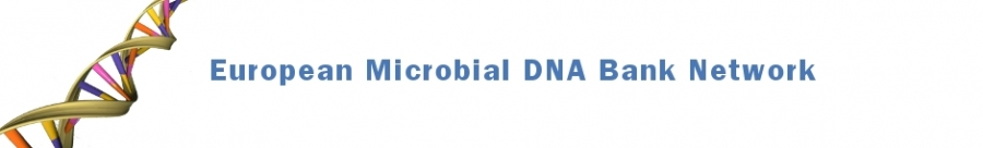 Welcome to the European Microbial DNA Bank Network