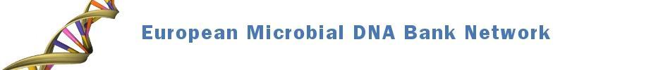 European Microbial DNA Bank Network